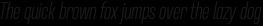 Naratif Condensed ExtraLight Italic