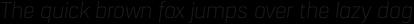 URW Dock Extra Light Italic