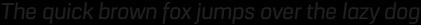 URW Dock Medium Italic
