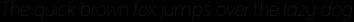 Texta Narrow Thin Italic
