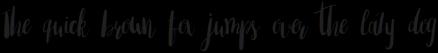 Amber Light Font Update