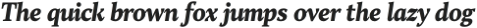 TT Jenevers Light Italic