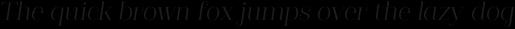 Guadalupe Pro Gota Italic