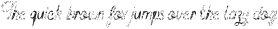 Buckwheat TC Script SVG