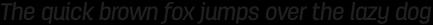 Antartida Medium Italic