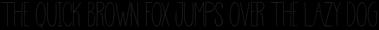Marsya Font Duo Regular