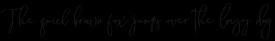 Marsya Script Regular