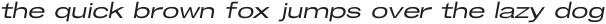 Brusco Regular Italic