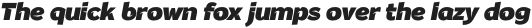 Banjax Notched Ultra Italic