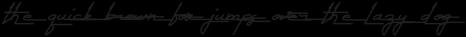 Mirwana Script Alt