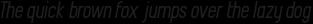 McCarthy Regular Italic