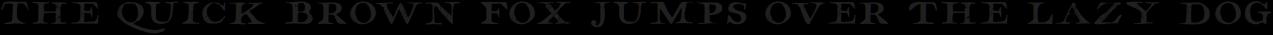 Hamilton Serif SVG