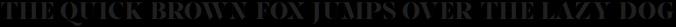 Solar vesta Serif