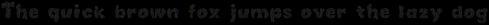 Anemonas Typeface Regular
