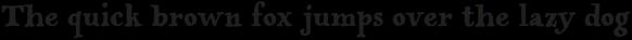 Popless Serif