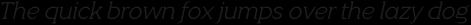 Quotus Light Italic