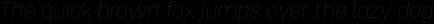 Config Thin Italic