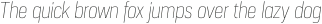URW Dock Cond Thin Italic