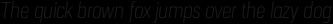 URW Dock Cond Extra Light Italic