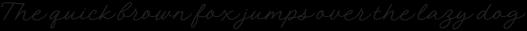 Austen Script Normal