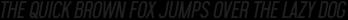 Aquilone Regular Italic