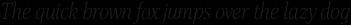 Singel Light Italic