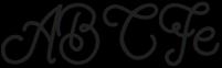 Sortdecai Cursive Script otf (400) Sample