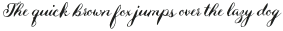 Hefalo script Regular