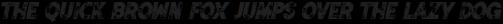 Authentico Rough Italic