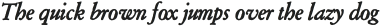 Archive Garamond Pro Bold Italic