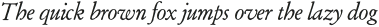 Archive Garamond Pro Italic