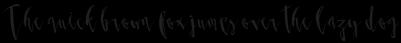 Third Storey Script