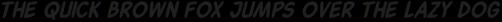 Fatality Bold Italic