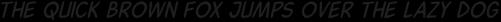 Fatality Italic