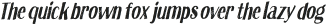 True Sketch Italic
