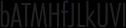 Futura Round Cond Light otf (300) Sample