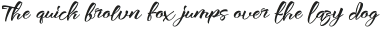 Samuella Script Regular