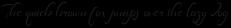 LongShine Script Regular