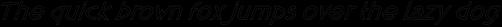 Kosmique Outline Bold Italic