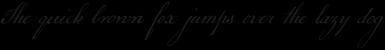 Remsen Script