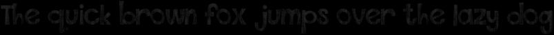 DJB This Font is Worn