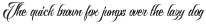 Raven Script Regular
