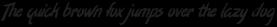 Eisley Italic