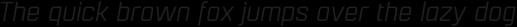 Mensura Regular Italic Regular