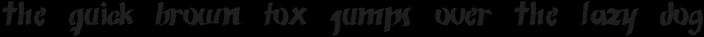 Zeyk font