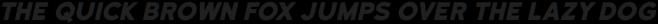Katahdin Bold Italic