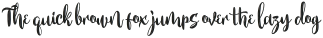 Suthejo Script Alternates