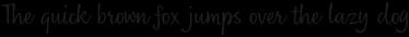 Nefelibata Script