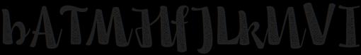 Nefelibata Pen Sans otf (400) Sample