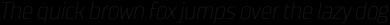 TT Supermolot Condensed Thin Italic